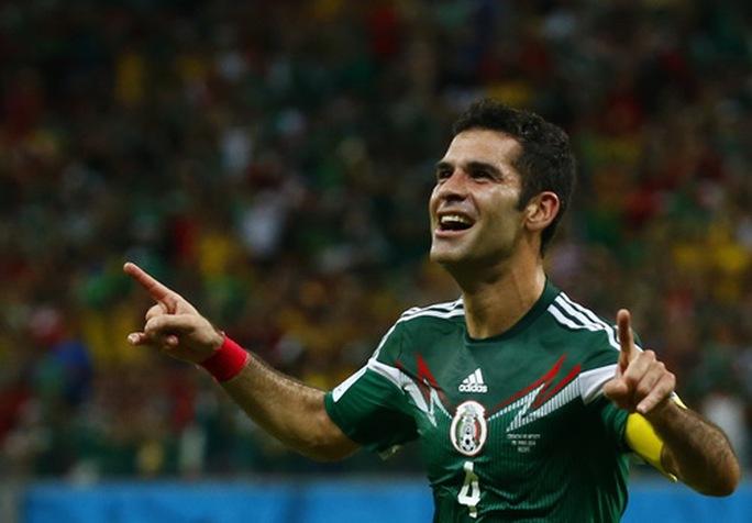 Cựu cầu thủ Barcelona dính líu đến tổ chức ma túy Mexico - Ảnh 1.