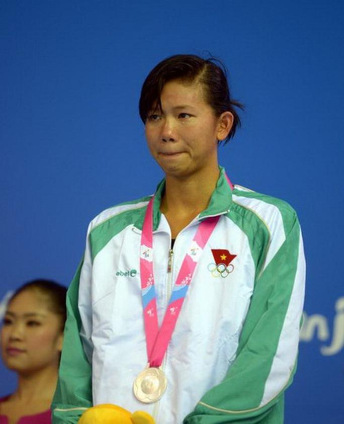 Thạch Kim Tuấn nhường bước Ánh Viên ở ngôi số 1 - Ảnh 1.