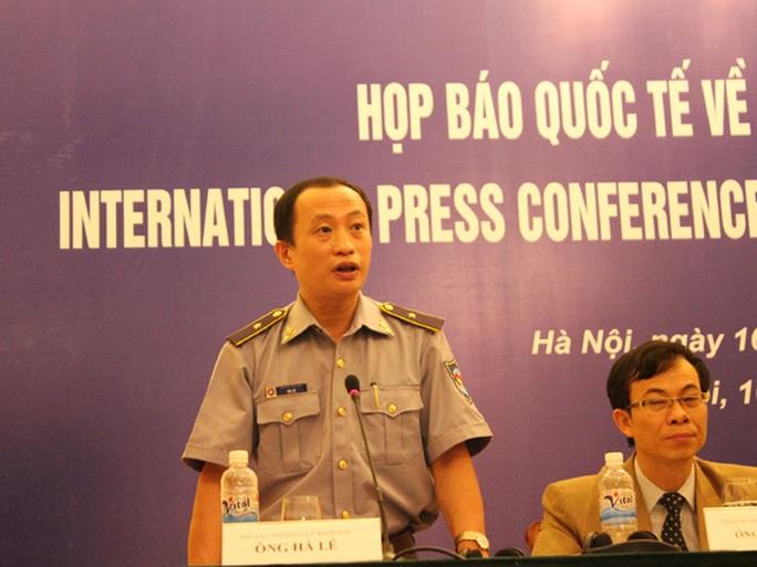 Ông Hà Lê vạch trần các thủ đoạn của tàu Trung Quốc hòng giăng bẫy với lực lượng thực thi pháp luật của Việt Nam