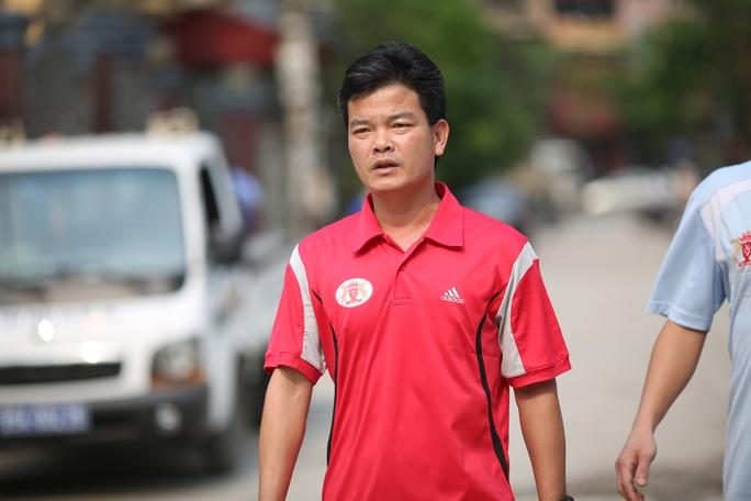 Gương mặt nhà cầm quân người Nam Định đượm vẻ u buồn