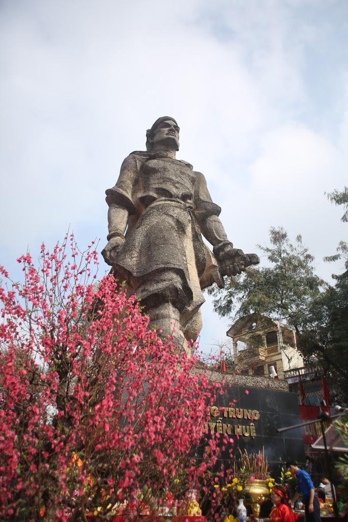 Chiến thắng mùa hoa đào 1789 của vua Quang Trung được coi là một trong những chiến thắng ngoại xâm vĩ đại nhất trong lịch sử dân tộc.