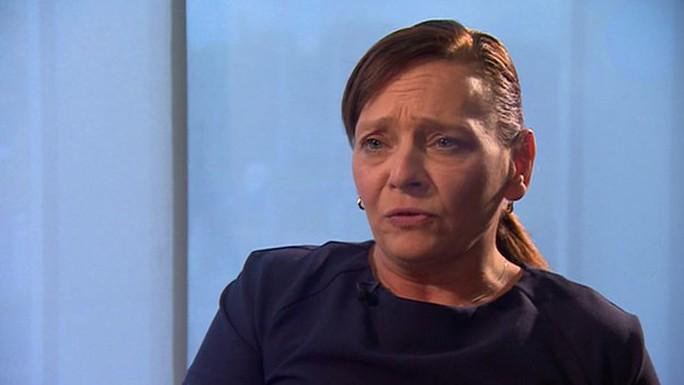 Chị Barbara - vợ nạn nhân Alan Henning- đã từng lên tiếng xin IS thả chồng chị.