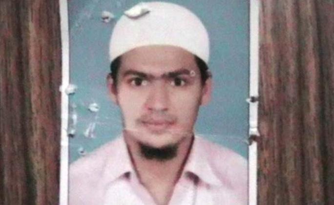 Areeb Majeed, 23 tuổi. Ảnh: NDTV