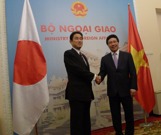 Nhật Bản cung cấp tàu tuần tra trên biển cho Việt Nam