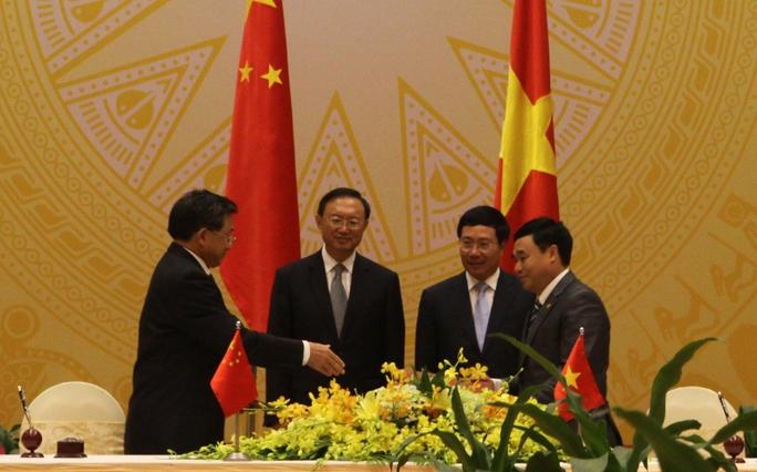 Uỷ ban chỉ đạo hợp tác song phương Việt Nam - Trung Quốc có vai trò rất quan trọng trong điều phối, chỉ đạo các lĩnh vực hợp tác giữa hai nước cũng như giải quyết các vấn đề tồn tại nảy sinh trong quan hệ giữa hai nước