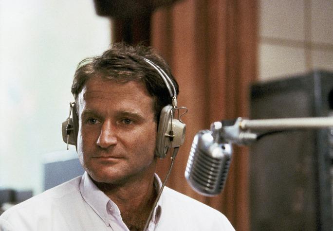Robin Williams trong phim Xin chào, Việt Nam!