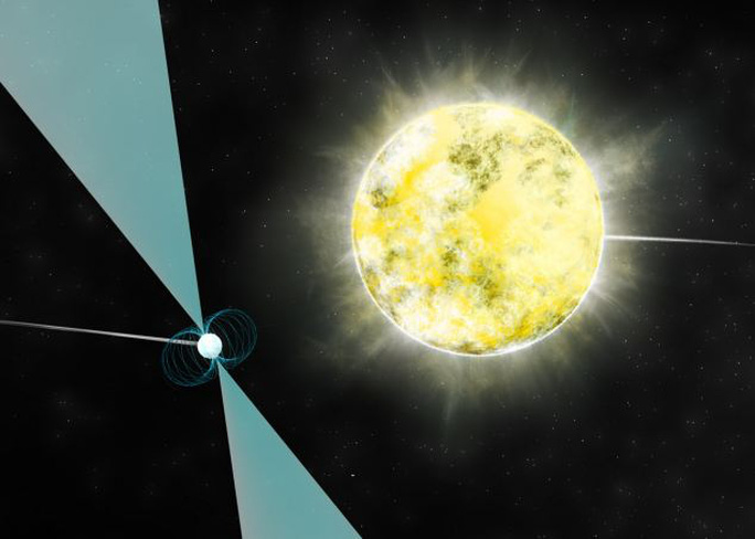 PSR J2222-0137 là ngôi sao lùn lạnh nhất và mờ nhạt nhất các nhà khoa học từng được phát hiện.