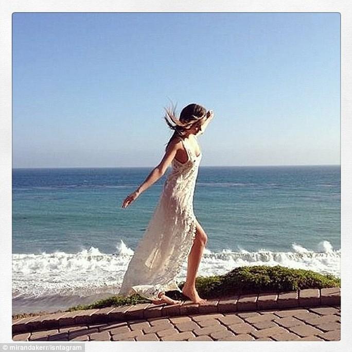 Ngắm nhà sang của siêu mẫu Miranda Kerr