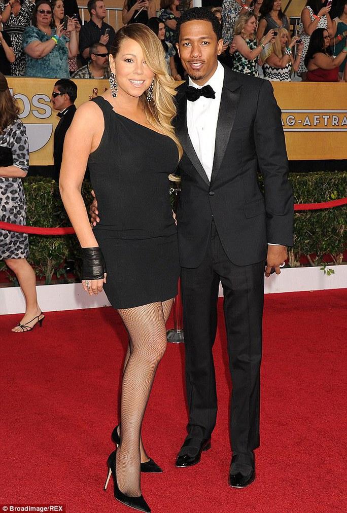 Vợ chồng Mariah Carey ly thân