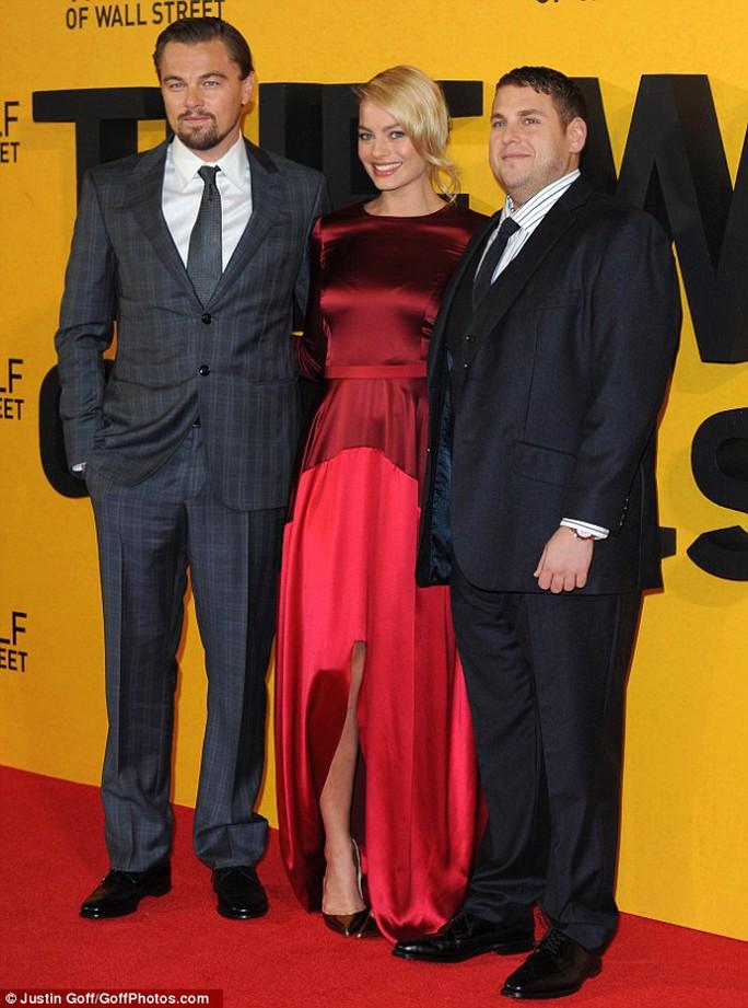 Người đẹp tụ hội đêm quảng bá phim mới của Leonardo DiCaprio