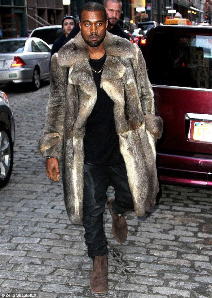 Kanye West, 36 tuổi