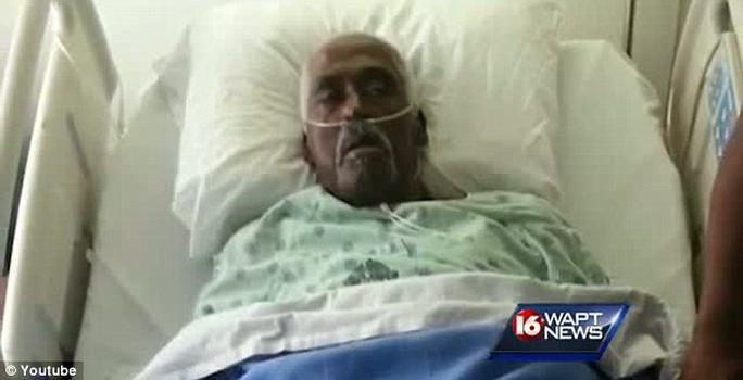 Cụ ông Walter Williams, 78 tuổi sống lại