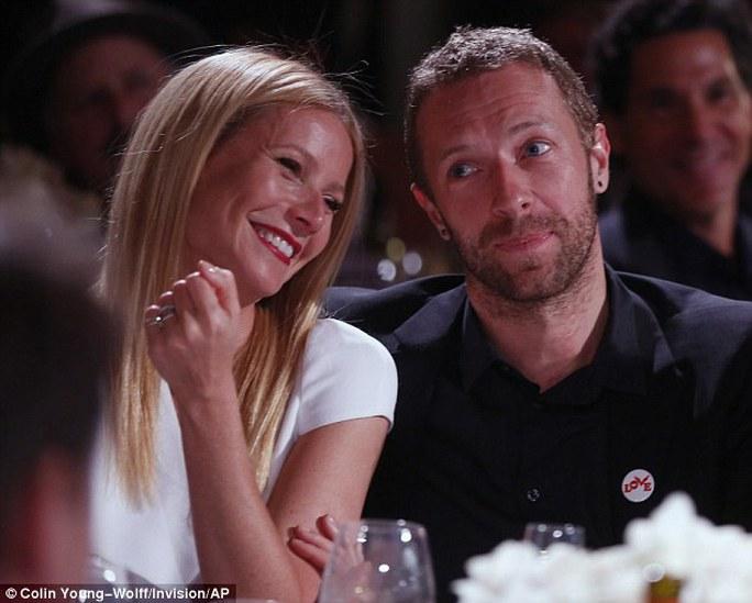 Gwyneth Paltrow và chồng đã tan vỡ