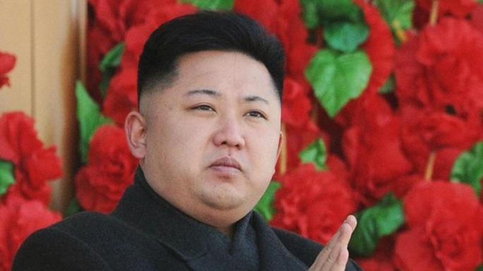 Kim Jong-un. Ảnh: Reuters