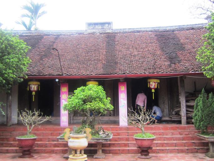 Cùng dịp này, đền thờ Mẫu Tổ Âu Cơ cũng được công nhận là đền thờ Mẫu Tổ cổ nhất Việt Nam