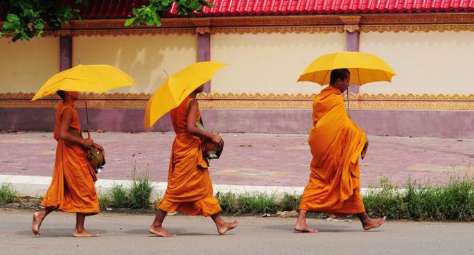 Hình ảnh đất nước Thái Lan gần đây bị ảnh hưởng bởi những cáo buộc có liên quan đến các nhà sư. Ảnh: Bigstock