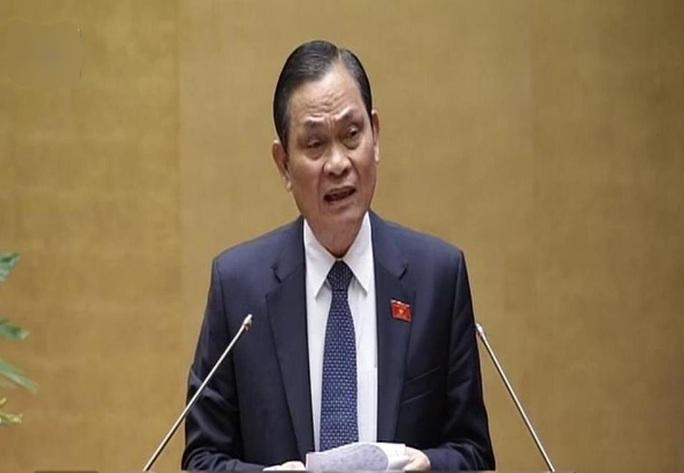 Bộ trưởng Bộ Nội vụ Nguyễn Thái Bình