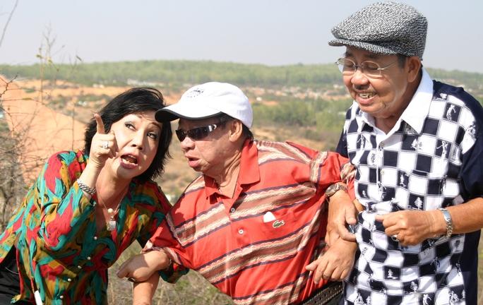Vĩnh biệt danh hài Thanh Hoài