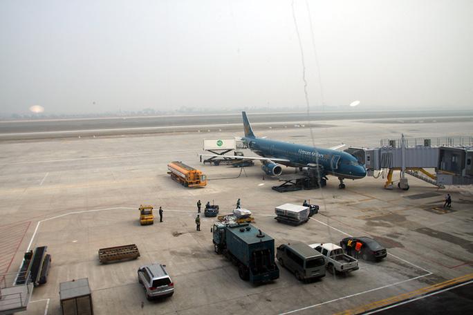 Vietnam Airlines là hãng hàng không đầu tiên triển khai hoạt động tại nhà ga T2