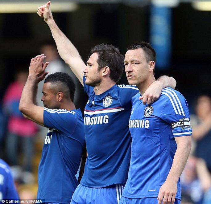Ba công thần của Chelsea giờ đã tan rã