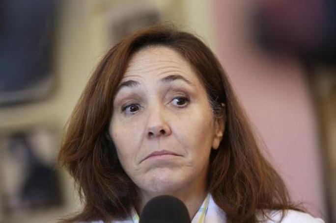 Bà Mariela Castro, con gái Chủ tịch Raul Castro. Ảnh: Reuters