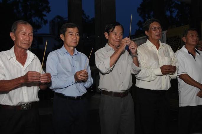 Các cựu danh thủ của bóng đá Việt Nam