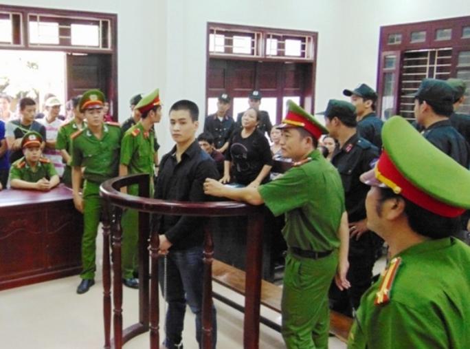 Hành vi giết người của Trung đã bị luật pháp trừng trị đích đáng