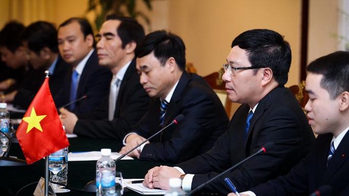 Cuộc gặp lần này được đánh giá là một sự kiện quan trọng và là một kênh để thảo luận, tìm ra giải pháp cho vấn đề căng thẳng ở Biển Đông.