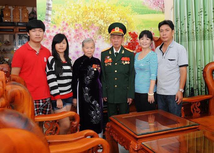 Một bức ảnh dự cuộc thi Khoảnh khắc gia đình do Công đoàn SAMCO tổ chức