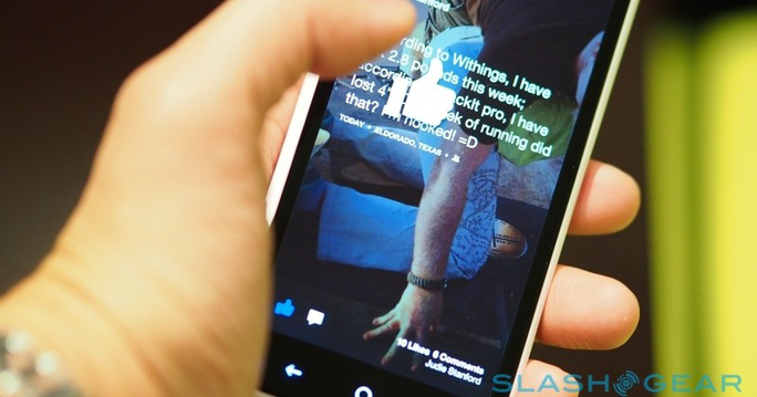 Facebook chính thức phát hành Slingshot