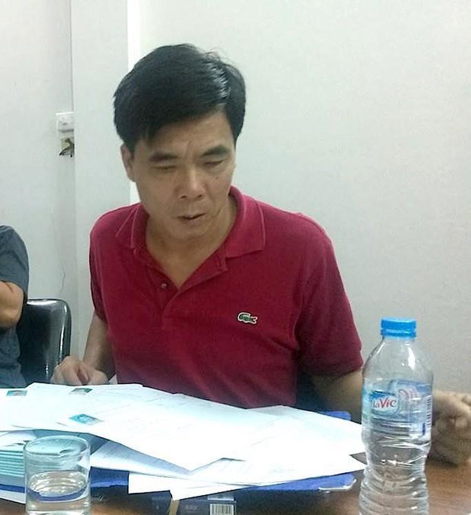 Giám đốc Công ty TNHH Minh Thành Phát, ông Đỗ Văn Bằng gửi đơn khẩn cầu tới cơ quan chức năng