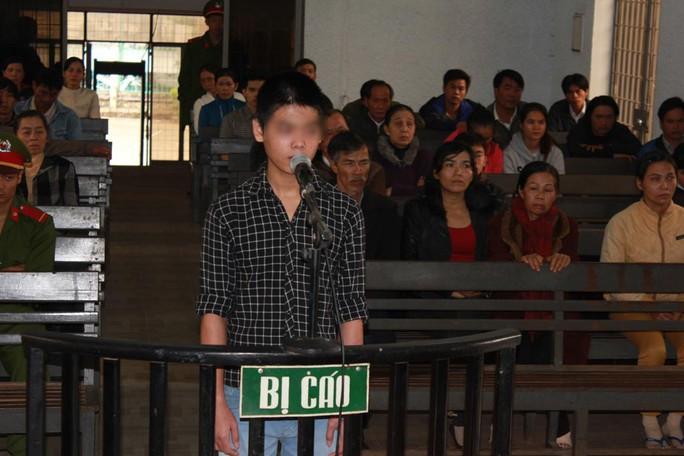 Phan Chí Bằng tại phiên tòa sơ thẩm