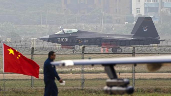 Chiến đấu cơ tàng hình của Trung Quốc