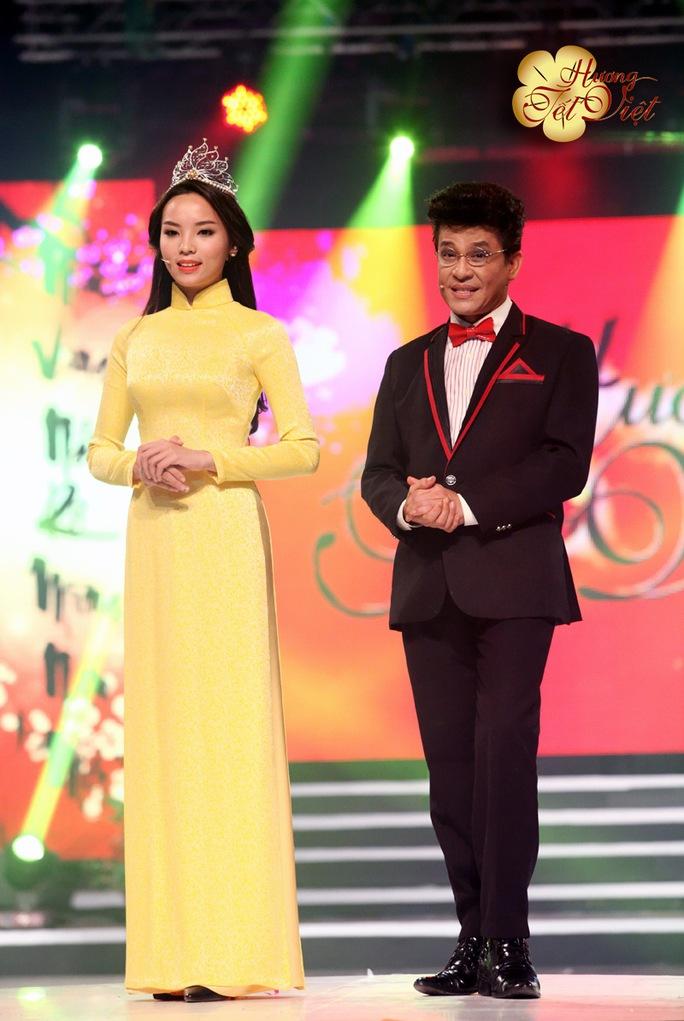 Nguyễn Cao Kỳ Duyên và MC Thanh Bạch