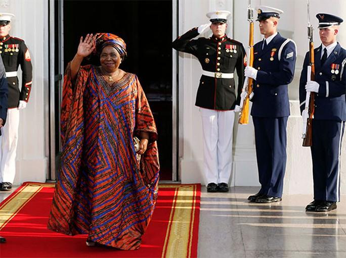 Chủ tịch Ủy ban Liên minh Châu Phi (AU) Nkosazana Dlamini-Zuma. Ảnh: Reuters