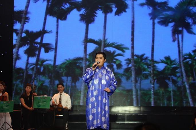 Một trong số những nghệ sĩ có mặt trong đêm nhạc