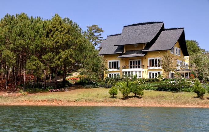 Bình An resort được  đưa vào phục vụ du khách trong dịp lễ 30-4 và 1-5