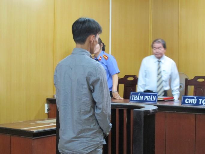Bị cáo Tuấn thừa nhận cho vay lãi nặng