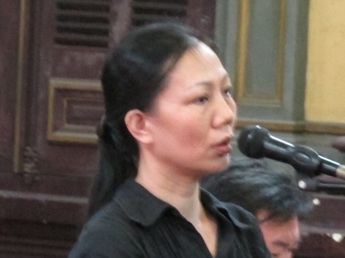 Tòa bác toàn bộ kháng cáo kêu oan và kháng cáo xin giảm nhẹ hình phạt của Trần Thị Hà