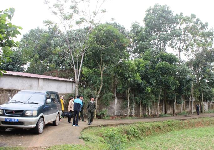 Đột nhập trại nuôi hổ lớn nhất ở Thanh Hóa - Ảnh 3.