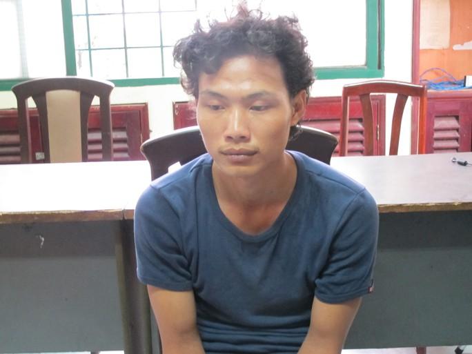 Nguyễn Văn Nhí tại công an