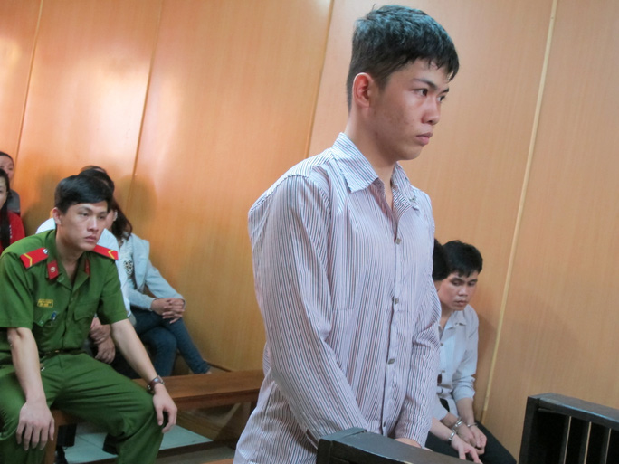 Do chưa thành niên nên Tuấn chỉ bị tuyên 18 năm tù