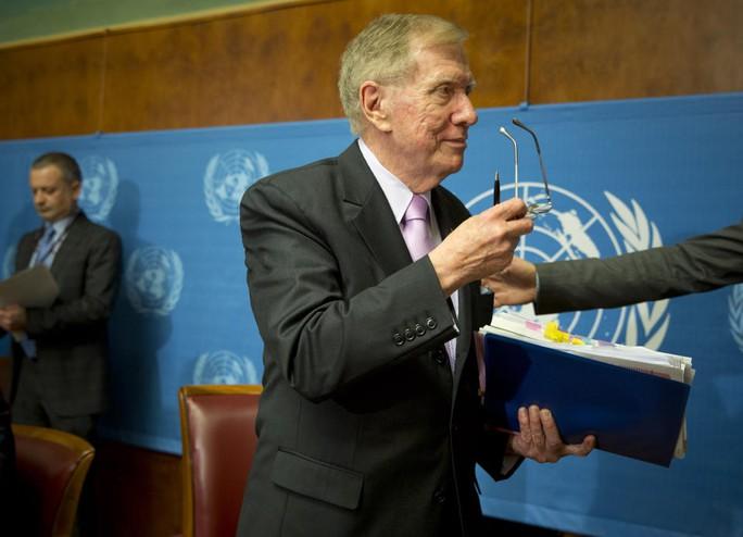 UN letter to Kim Jong Un warns on accountability