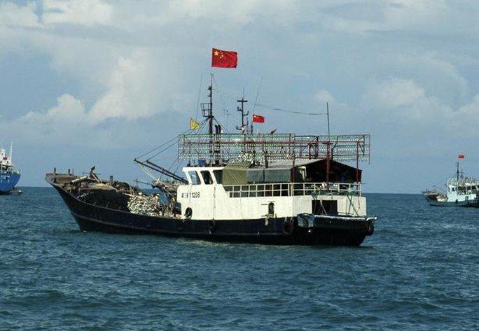 11名中国渔民在南沙半月礁遭武装分子劫持