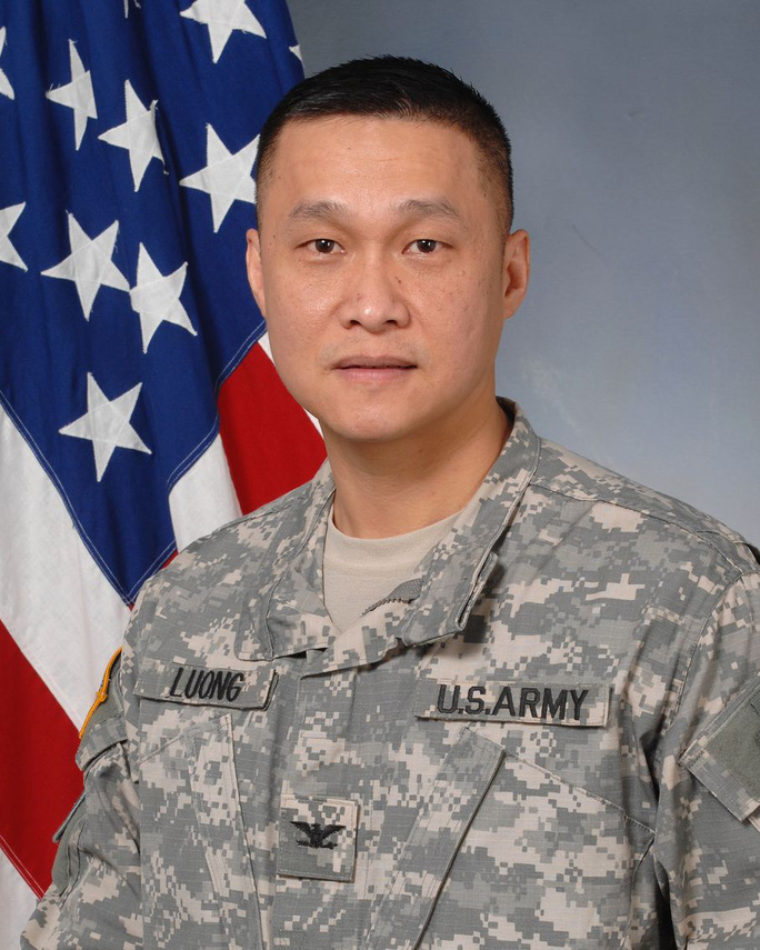 Fort Hood's Luong to become first Vietnamese-American general