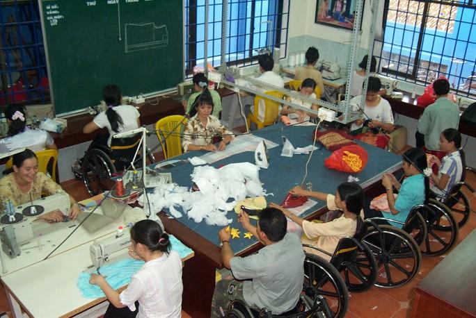 Hơn 21  triệu USD hỗ trợ người khuyết tật hòa nhập cộng đồng - Ảnh 1.