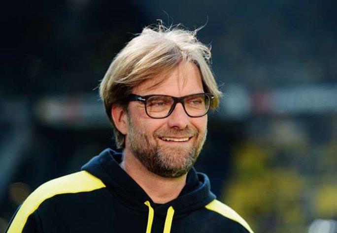 ông kloop đang rất hạnh phúc với Borussia Dortmund