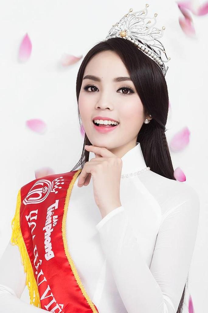 Hoa hậu Kỳ Duyên được BGK đánh giá cao về nhan sắc và trí tuệ