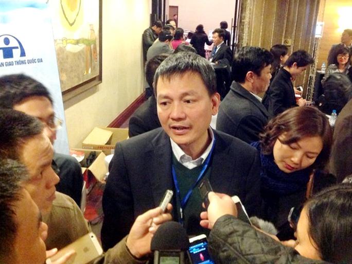 Cục trưởng Cục Hàng không Việt Nam Lại Xuân Thanh trả lời báo chí sáng 27-12
