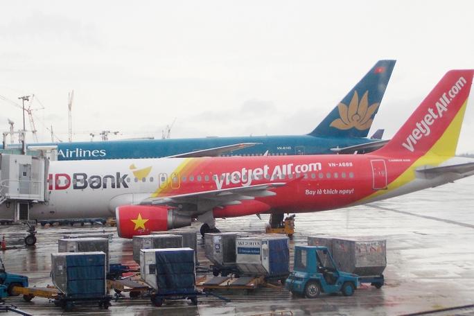 Các hãng hàng không đang phải đối mặt với một đợt tăng chi phí đầu vào
